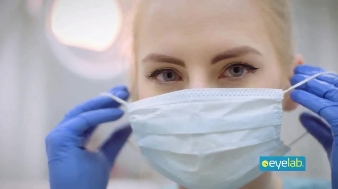 My Eyelab TV Commercial Ad 2020, Here to Help