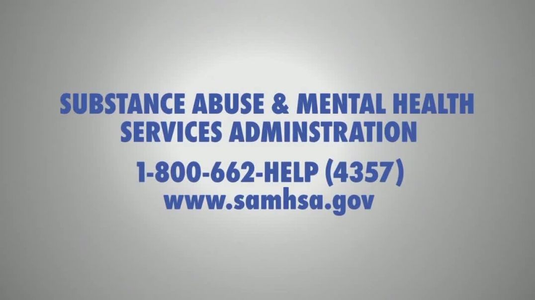 SAMHSA TV Commercial Ad 2020, In Crisis