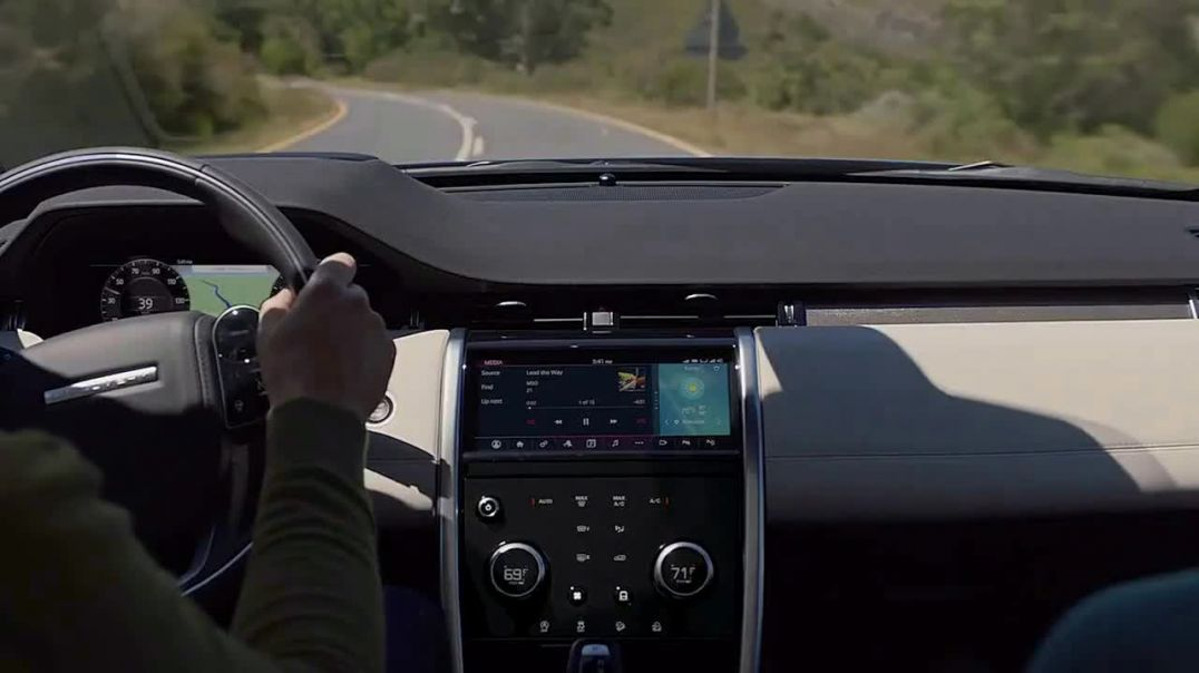2020 Land Rover Discovery Sport TV Commercial Ad 2020, Versatility