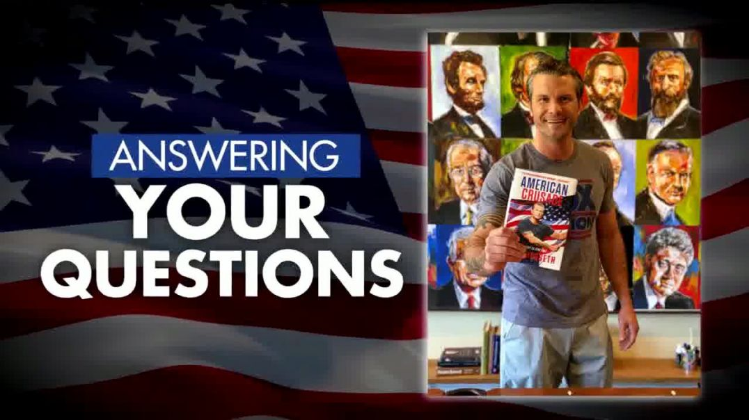 FOX Nation TV Commercial Ad 2020, Friday Night Live with Pete Hegseth