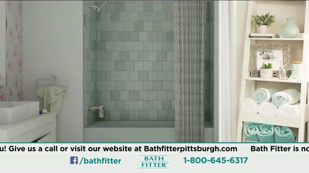Bath Fitter TV Commercial Ad 2020, Installed Quickly and Safely