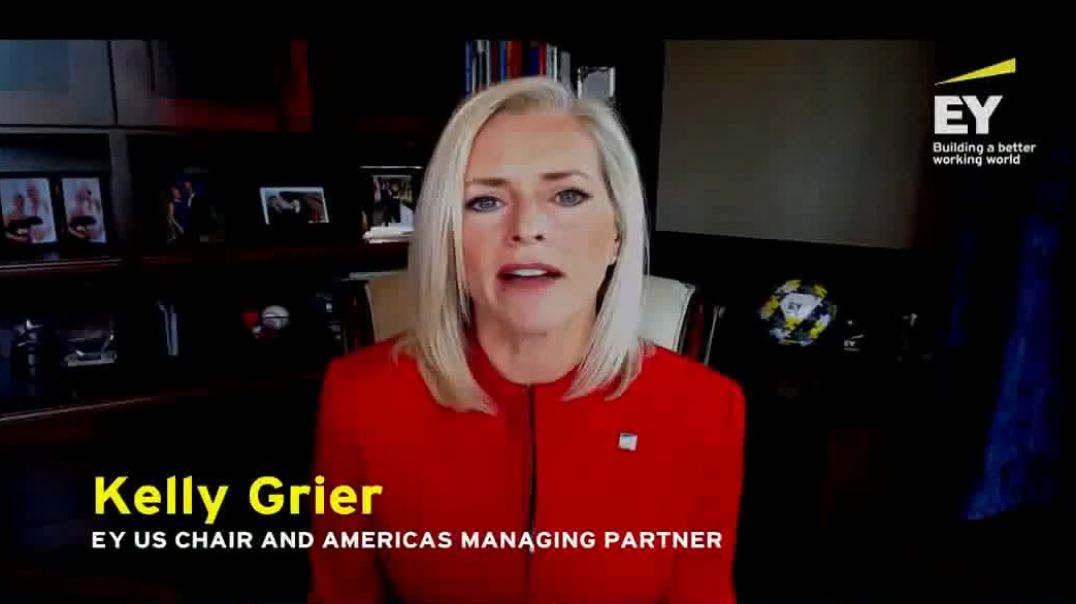 EY Global TV Commercial Ad 2020, Business Interrupted Bringing Workers Back