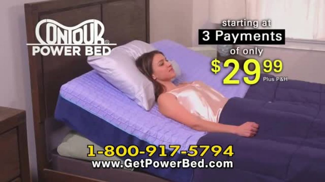 Contour Power Bed TV Commercial Ad 2020, The Answer