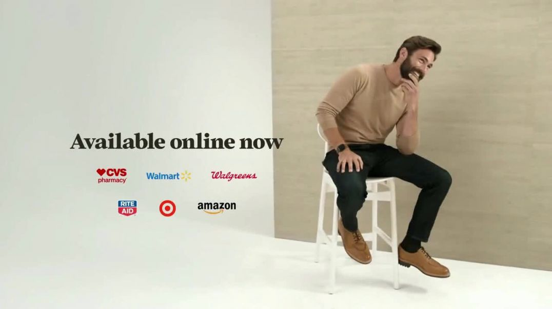 Just For Men Mustache and Beard TV Commercial Ad 2020, Best Face