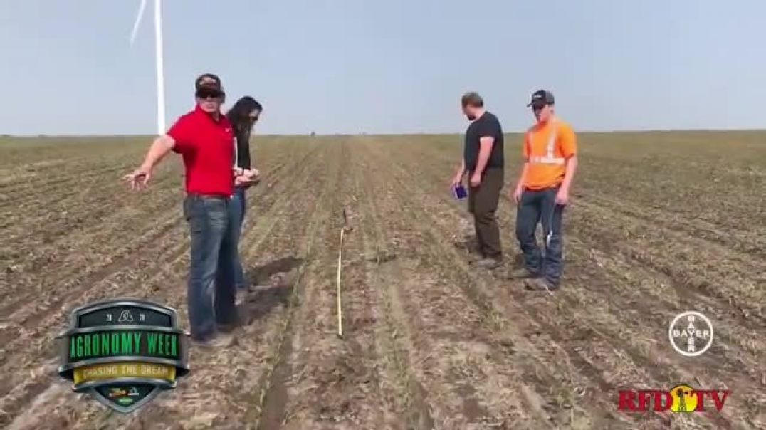 Bayer AG TV Commercial Ad 2020, Agronomy Week  Put in the Work