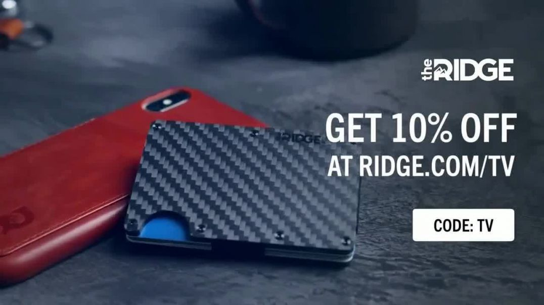 The Ridge Wallet TV Commercial Ad 2020, Closest to Perfection