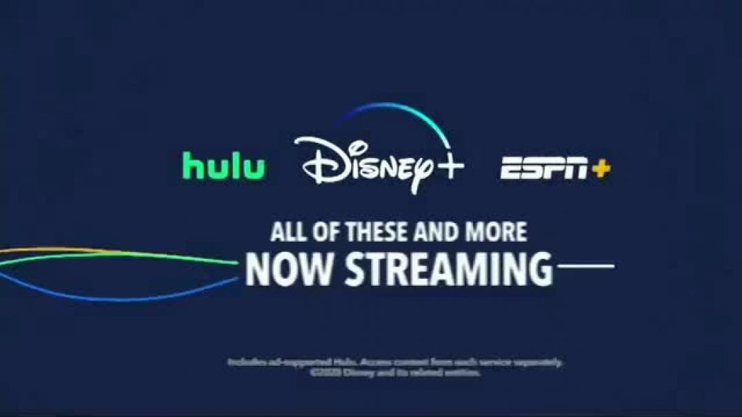 Disney+, Hulu and ESPN Bundle TV Commercial Ad 2020, Even Better Together