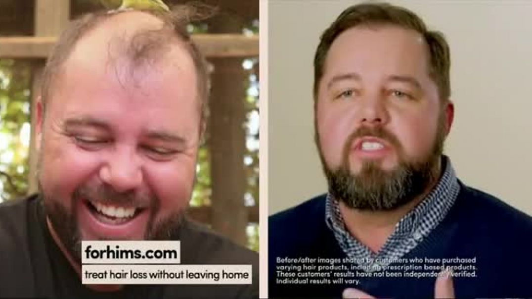 Hims TV Commercial Ad 2020, Mike  Free Online Visit