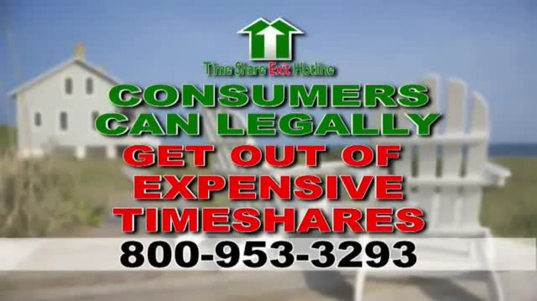 Time Share Exit Hotline TV Commercial Ad 2020, Urgent Consumer Alert