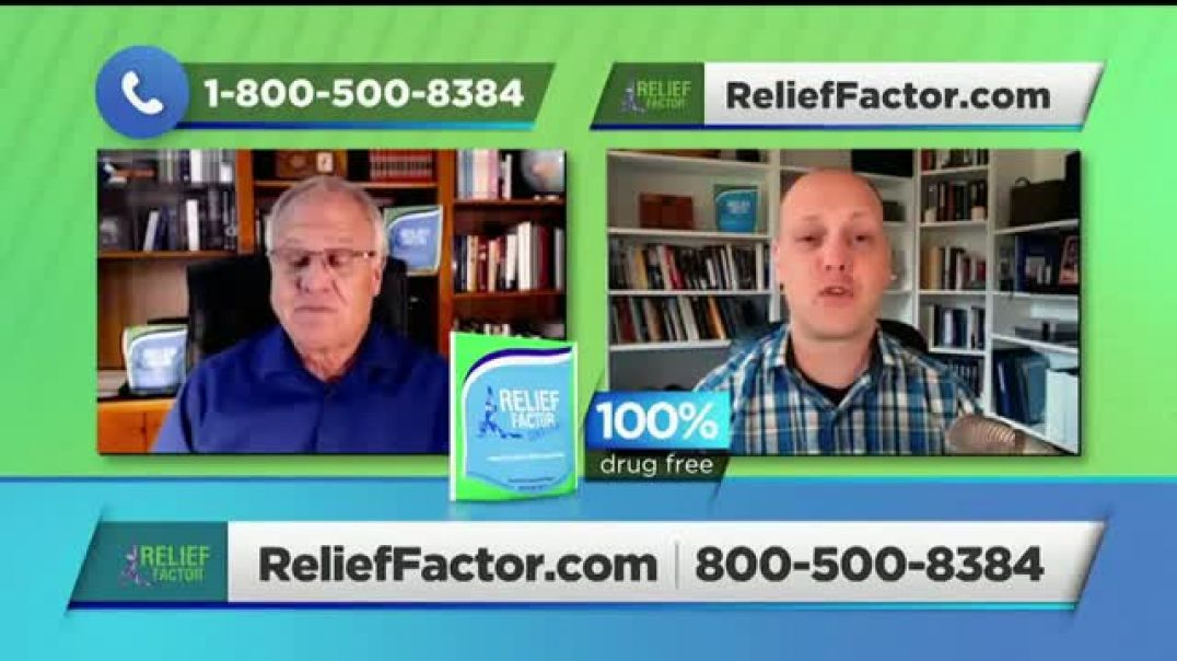 Relief Factor TV Commercial Ad 2020, Business is Good