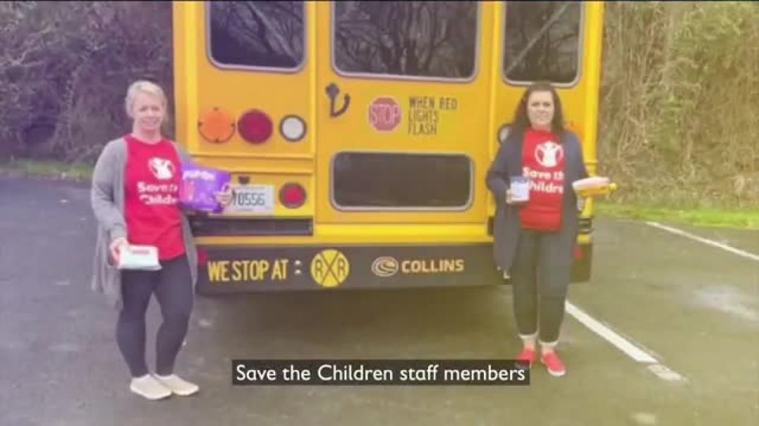 Save the Children TV Commercial Ad 2020, Bringing Supplies to Americas Most Vulnerable Children