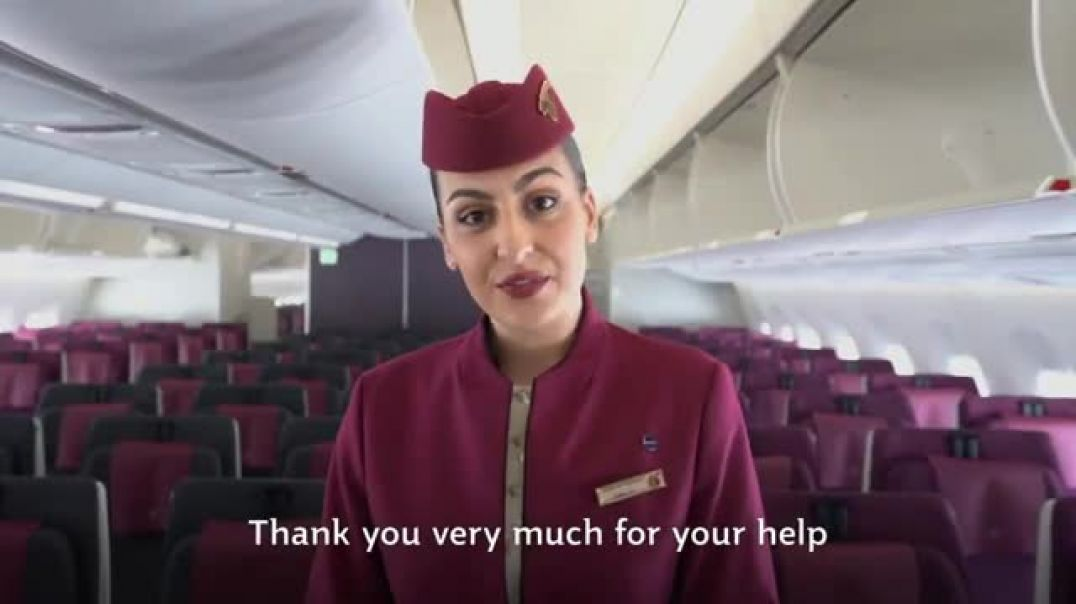Qatar Airways TV Commercial Ad 2020, United in Dedication, We Share Our Gratitude