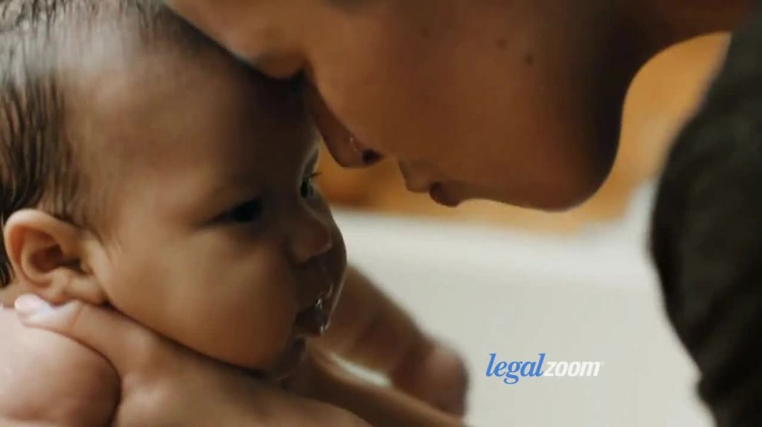 LegalZoomcom TV Commercial Ad 2020, Family Is Everything- Baby Bath