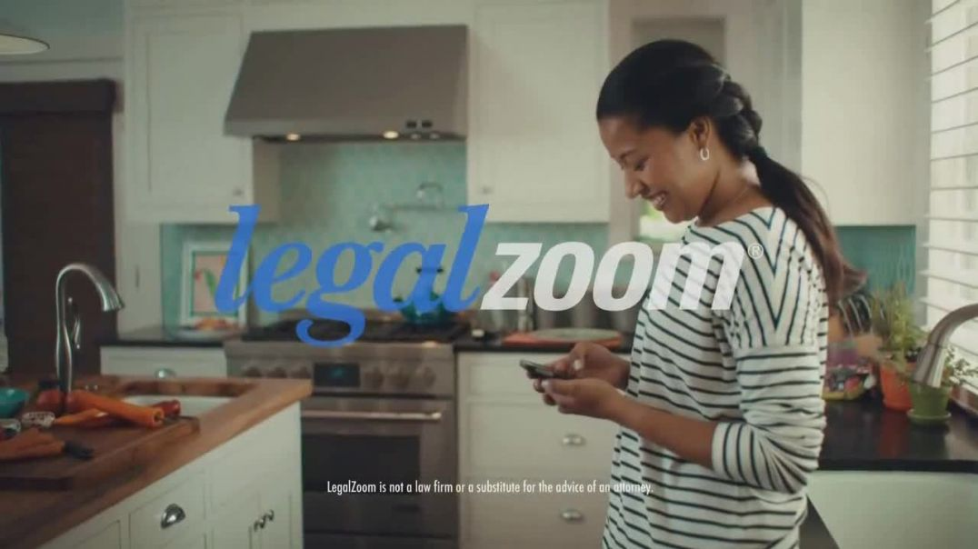 LegalZoomcom TV Commercial Ad 2020, Whole New World