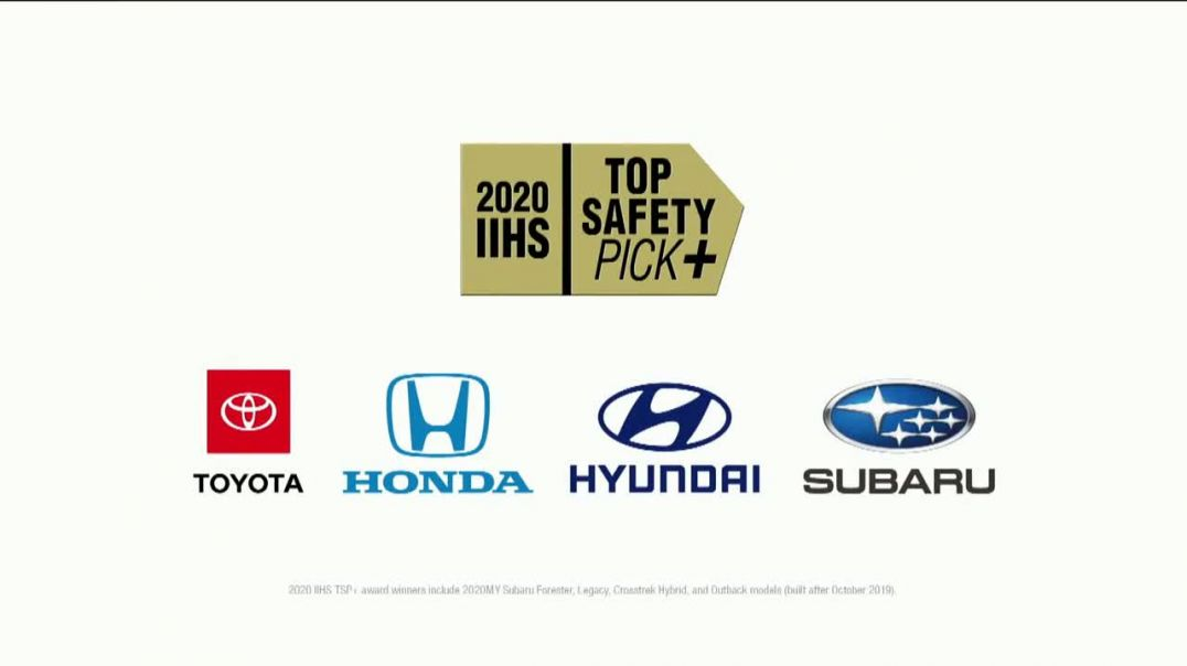 Subaru TV Commercial Ad 2020, Rankings