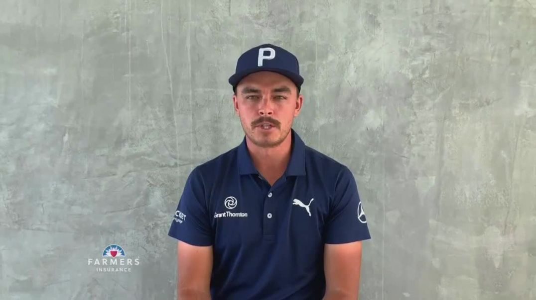 Farmers Insurance TV Commercial Ad 2020, TaylorMade Driving Relief- Thank You Fans Featuring Rickie