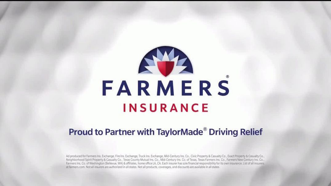 Farmers Insurance TV Commercial Ad 2020, Bullhorn Featuring Rickie Fowler
