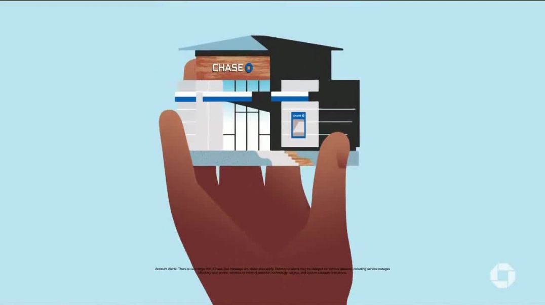 JPMorgan Chase Mobile App TV Commercial Ad 2020, All Your Banking Needs From Virtually Anywhere