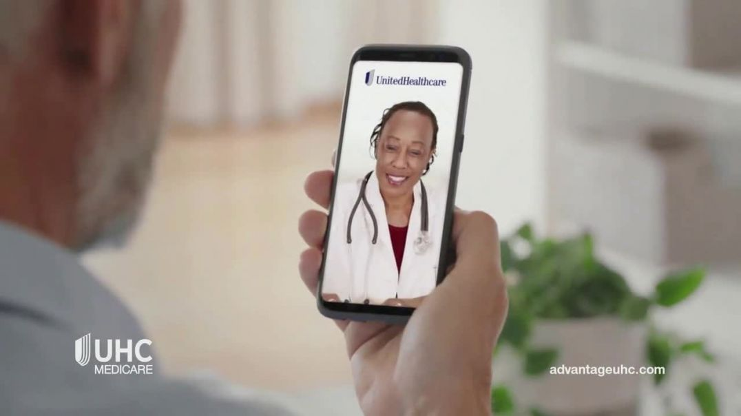UnitedHealthcare Medicare Advantage Plans TV Commercial Ad 2020, See a Doctor From Home