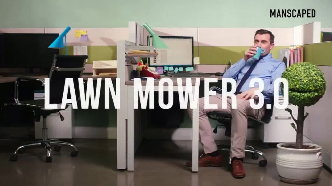 Manscaped The Lawn Mower 30 TV Commercial Ad 2020, Office