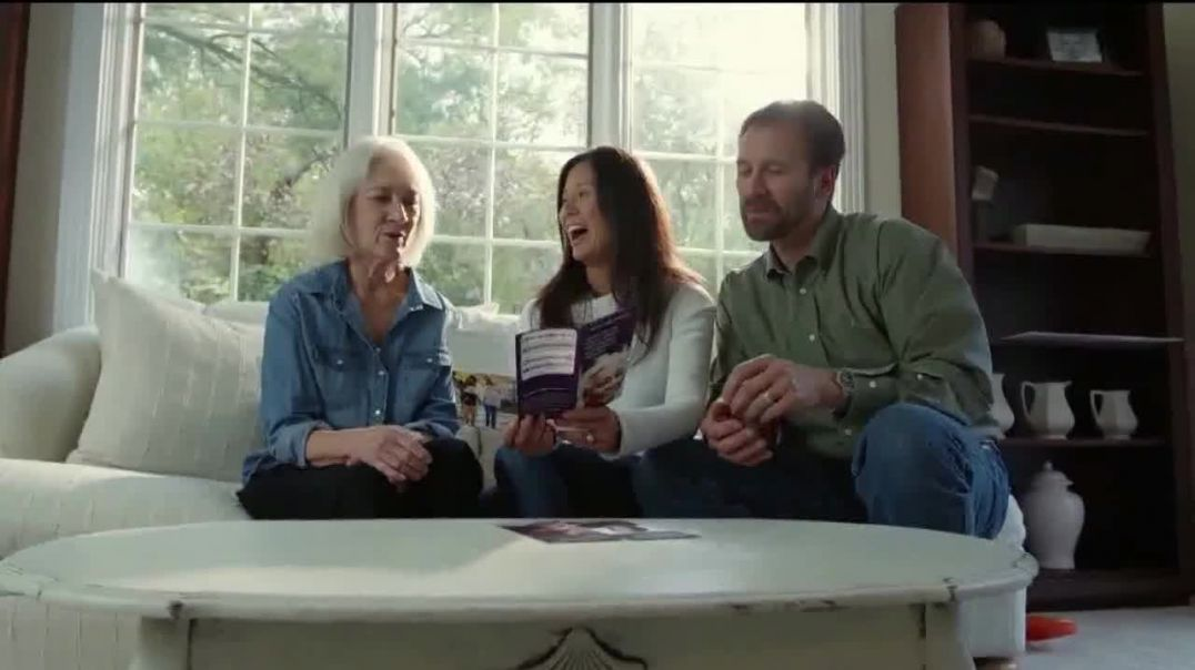 Alzheimers Association TV Commercial Ad 2020, Youre Not Alone