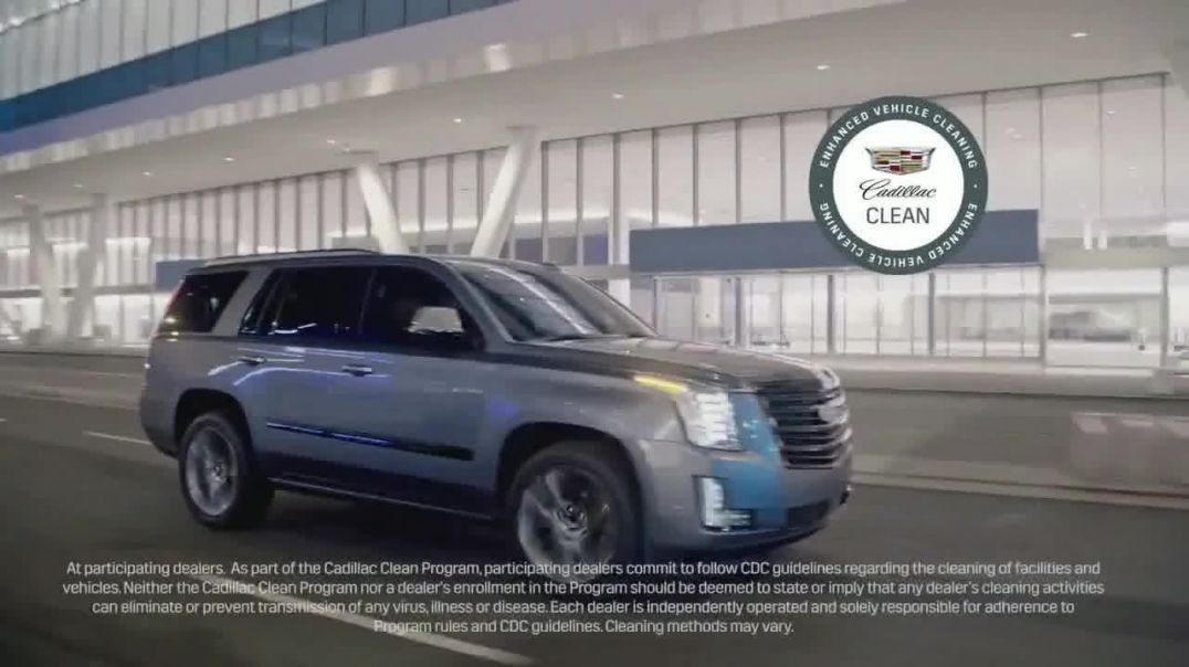 Cadillac TV Commercial Ad 2020, The Road Is Calling- Cadillac Clean Song by DJ Shadow Feat Run the J