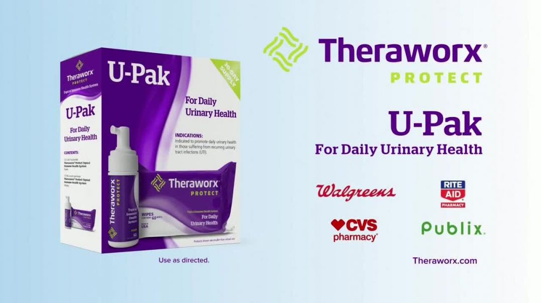 Theraworx Protect U-Pak TV Commercial Ad 2020, Hospital Trusted Hygiene Kit