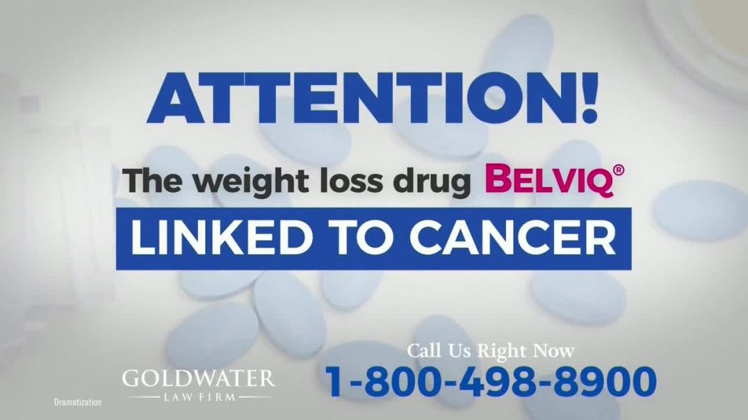 Goldwater Law Firm TV Commercial Ad 2020, Belviq Cases