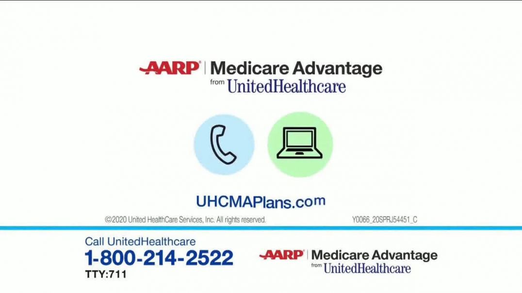 UnitedHealthcare AARP Medicare Advantage Plan TV Commercial Ad 2020, Are You Retiring Soon-
