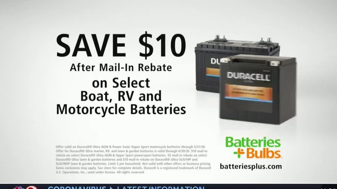 Batteries Plus TV Commercial Ad 2020, Busy Busy-Save $10