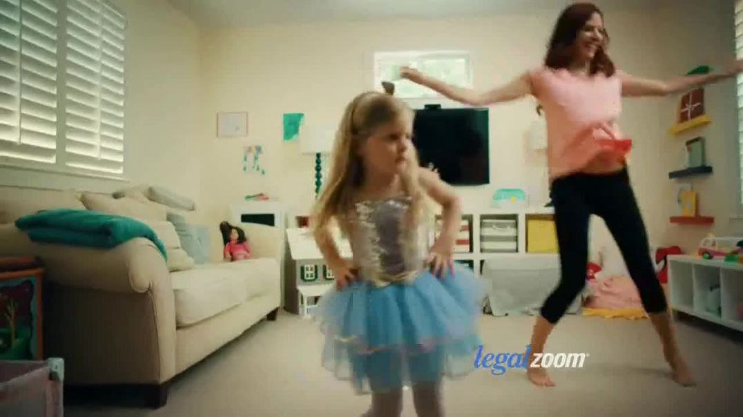 LegalZoomcom TV Commercial Ad 2020, Family Is Everything- Dance Party