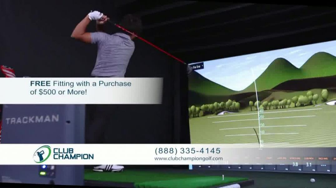 Club Champion TV Commercial Ad 2020, Back on the Tee