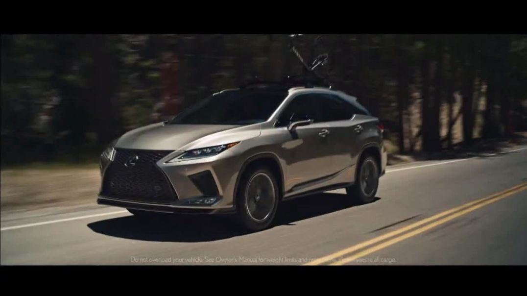 2020 Lexus RX TV Commercial Ad 2020, Fearless Leader