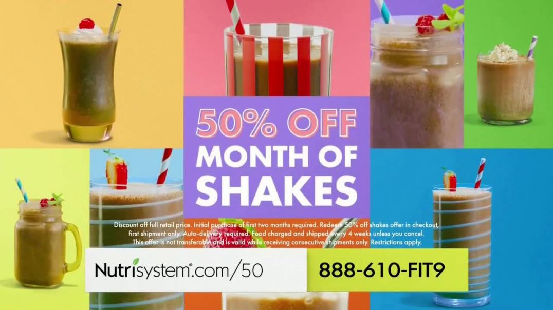 Nutrisystem TV Commercial Ad 2020, Knock Knock Featuring Marie Osmond