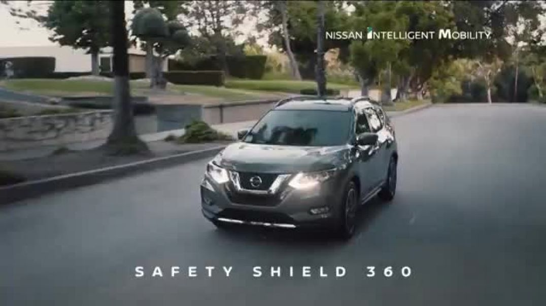 2020 Nissan Rogue TV Commercial Ad 2020, All Around Protection