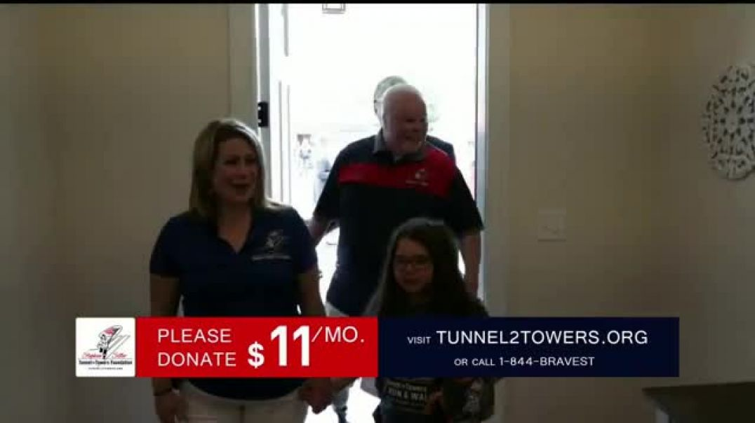 Stephen Siller Tunnel to Towers Foundation TV Commercial Ad 2020, Sergeant Rick Yarosh