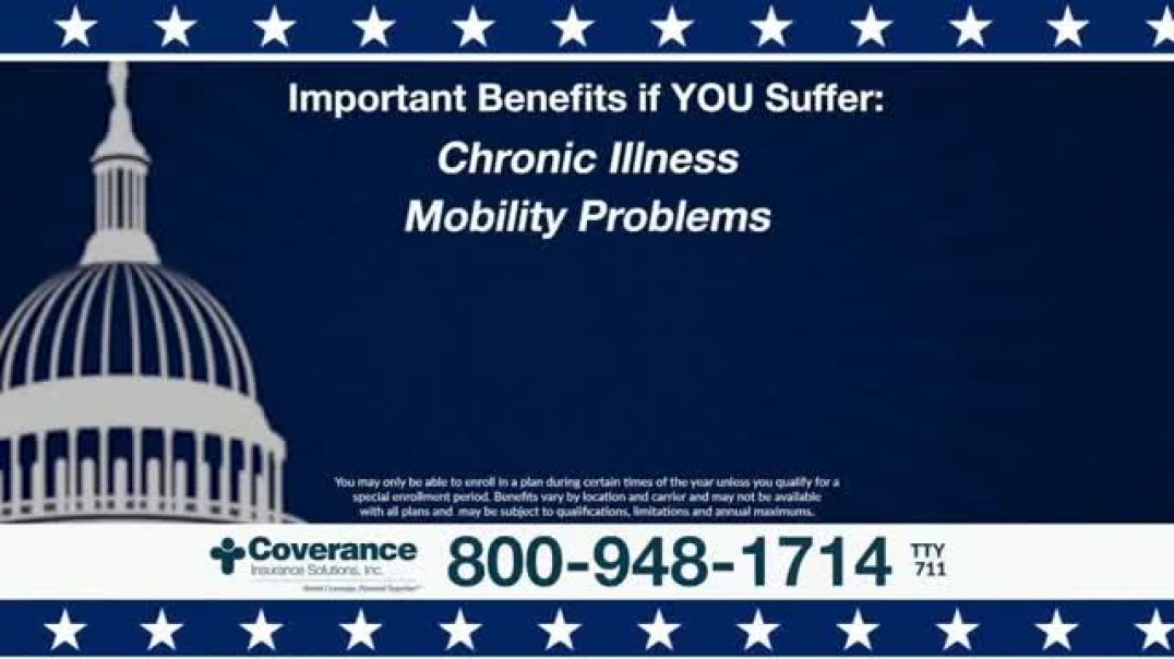 Coverance Insurance Solutions, Inc  TV Commercial Ad 2020, Access More Benefits