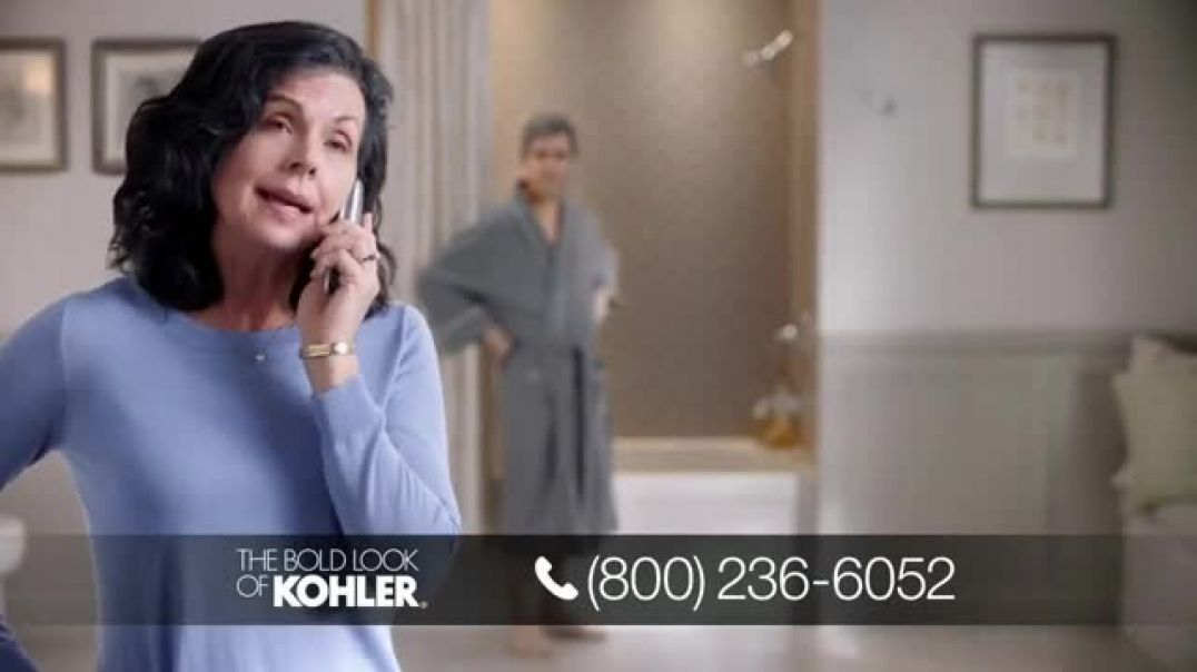 Kohler Walk In Bath TV Commercial Ad 2020, Independence  $1,000 Off and Free Turkish Bath Linens