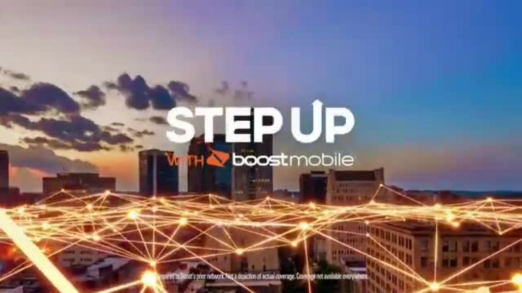 Boost Mobile TV Commercial Ad 2020, Step Up  Free LG K51 Phones Featuring Pitbull, Song by Pitbull