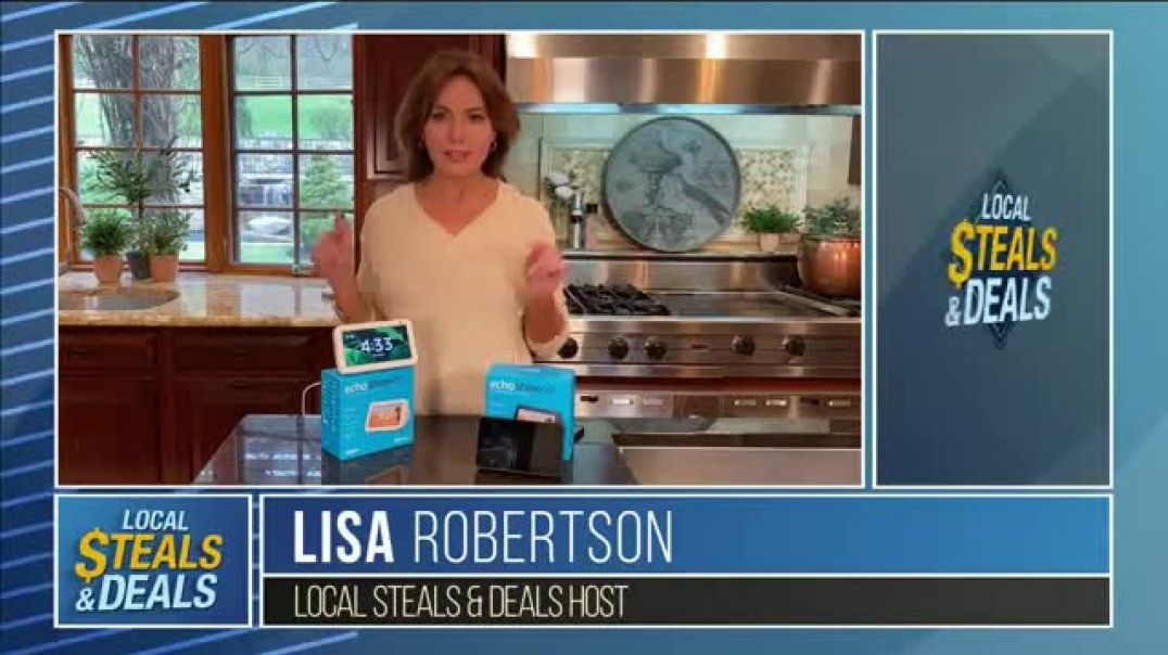 Local Steals & Deals TV Commercial Ad 2020, Amazon Echo
