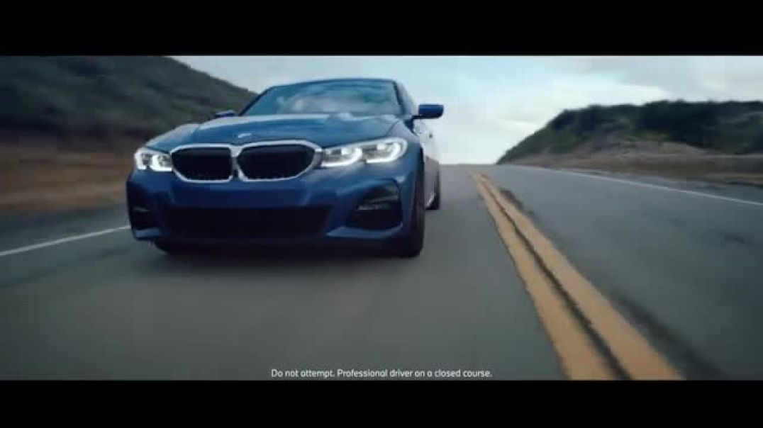 BMW TV Commercial Ad 2020, Rejoin the Road