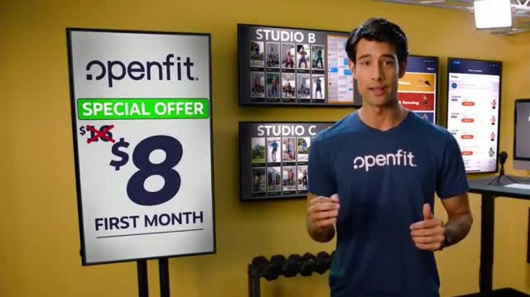 openfit TV Commercial Ad 2020, Half Price Membership