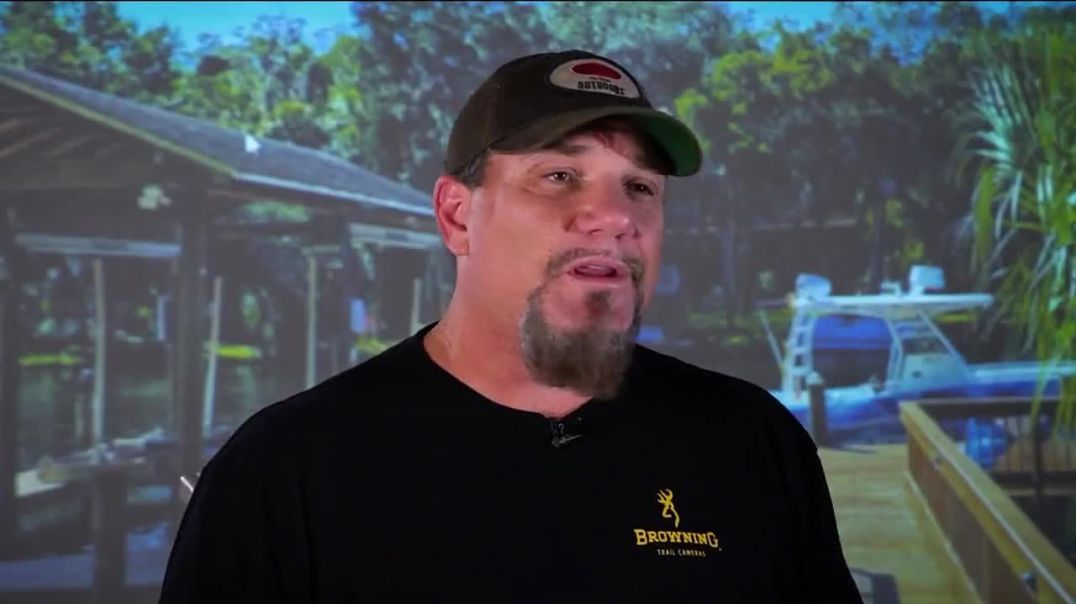 Browning Trail Cameras TV Commercial Ad 2020, Mobile Security Cams- Boat Featuring Jon Brunson