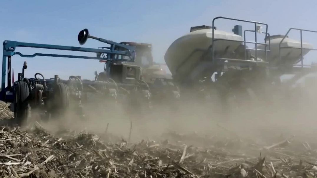 Kinze 05 Series Planter TV Commercial Ad 2020, Less Time in the Shop, More Time in the Field