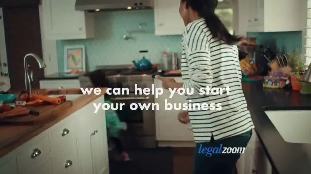 LegalZoomcom TV Commercial Ad 2020, Working From Home