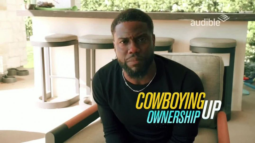 Audible Inc TV Commercial Ad 2020, The Decision- Overcoming Todays BS for Tomorrows Success Featurin