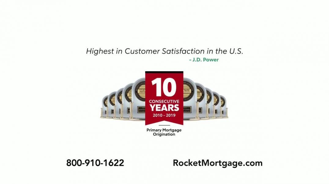 Rocket Mortgage YOURgage TV Commercial Ad 2020, We Can Help You Make the Right Financial Decisions