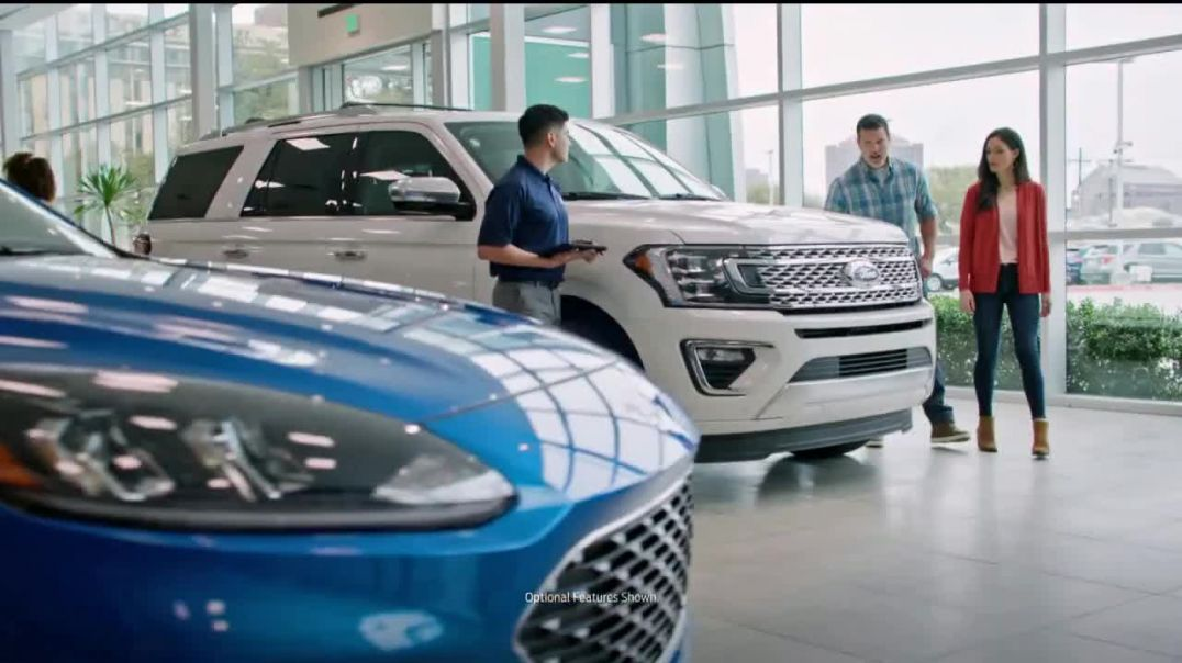 Ford Memorial Day Sales Event TV Commercial Ad 2020, We Built