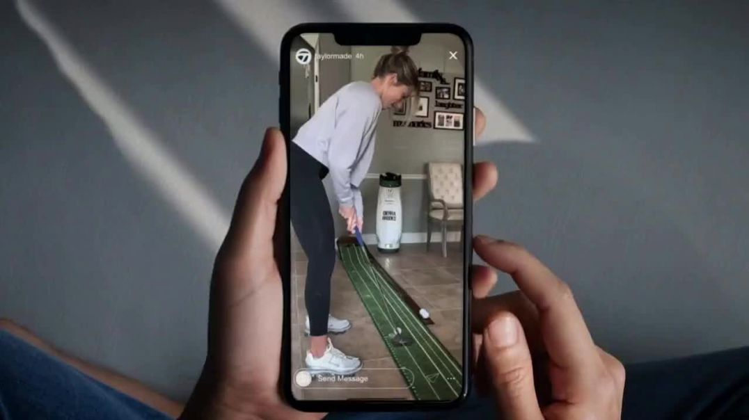 TaylorMade TV Commercial Ad 2020, Golf is Back