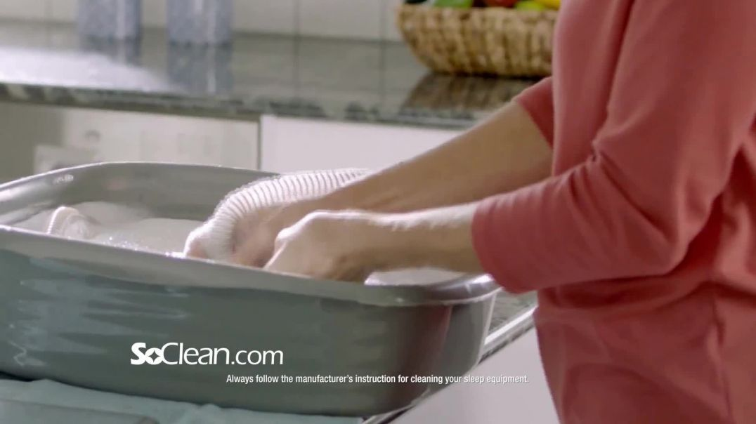 SoClean TV Commercial Ad 2020, Daily Cleaning- $70 Rebate Featuring William Shatner - Copy